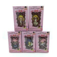 Sailor Moon Twinkle Dolly Part 3 Phone Strap Charm Figure 5pcs Set New In Box