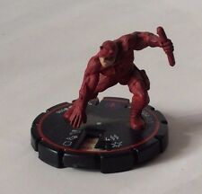 HeroClix CRITICAL MASS #036  DAREDEVIL  Veteran  MARVEL
