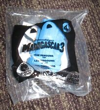 2012 Madagascar 3 McDonalds Happy Meal Toy - The Penguins #4