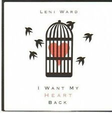 (CE258) Leni Ward, I Want My Heart Back - 2010 DJ CD