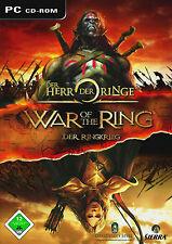 Der Herr der Ringe: War Of The Ring - Der Ringkrieg (PC, 2003, DVD-Box)