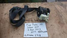 FIAT PUNTO lato vicino anteriore Cintura di sicurezza da 3 e 5 PORTE 99-06