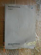 BMW Reparaturanleitung , K1200 LT (Werkstatthandbuch) ab Baujahr 1999