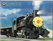 Lionel (model railroad) 2010 catalogs