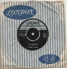 JOHNNY CYMBAL mr. bass man*sacred lovers vow 1963 UK LONDON 45