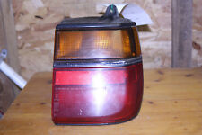 1987 Toyota Camry Wagon Right Passenger Side Tail Light Used