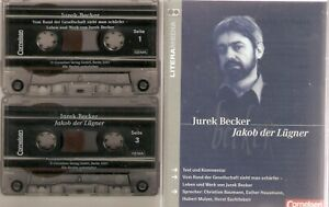 MC: Jurek Becker - Jakob der Lügner; Leben und Werk des Autors + Textausschnitte