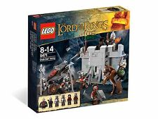 LEGO 9471 URUK-HAI ARMY LORD OF THE RINGS LOTR BRAND NEW SEALED 1 BIZ DAY SHIP!