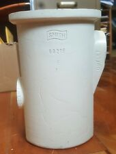 JAY R. SMITH fig 8710 Solids Drain Interceptor/Strainer  NO. 8710T0150 REDUCED!!