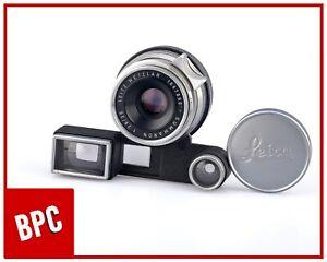 Leitz Leica Summaron M 35mm F/2.8 35/2.8 Goggles M3 1959 SIMOW 11106 *READ*