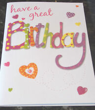 Have a Great Birthday, Card by Eclipse.