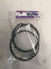 FORD XB GT GS FALCON FAIRMONT COUPE SEDAN WAGON UTE DRIVING LIGHTS GRILL RINGS