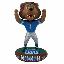 Roary the Lion Detroit Lions Baller Special Edition Bobblehead NFL