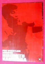 MMA Program KINGDOM 1998 Kazushi Sakuraba vs.Paul Herrera PRIDEUFCUWF