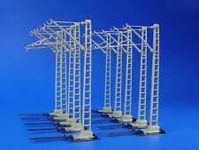 MARKLIN H0 - 7509 - 10x Catenary Mast / for K Track / LN