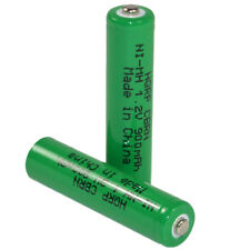 Two Batteries for Panasonic KX Series Cordless Telephone, HHR-4DPA HHR-55AAABU