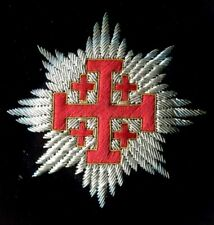Order of Jerusalem Holy Sepulchre Grand Cross Star