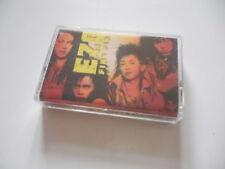 """EZO """"Fire Fire"""" Rare Cassette  Geffen Records 1989 Made in USA"""