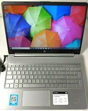 "HP 15-dy1025nr Intel Core i3-1005G1 4GB RAM 256GB SSD Windows 10 15.6"" Laptop"