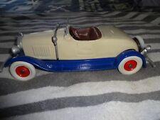1920's Kilgore Stutz copy cast toy car large hubley Arcade