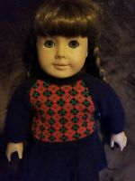 Pleasant Company Molly Pre Mattel American Girl Doll with Meet Outfit