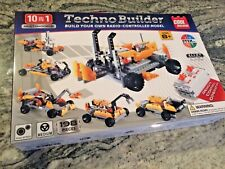 10-in-1 Multimodels Techno Builder from Cool Builders New in Box