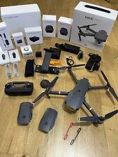 DJI Mavic Pro Fly More Combo 4K UltraHD Drohne - Gray