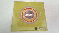 """AMARAL """"EL UNIVERSO SOBRE MI"""" CD SINGLE 1 TRACKS PRECINTADO SEALED"""