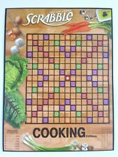 Scrabble - Cooking Edition - Replacement - Board Only
