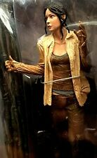 "KATE Lost McFarlane 6"" Figure Sound Clips with Base and Replica Plane Prop 2006"