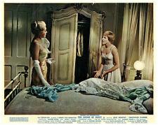 THE SOUND OF MUSIC Original Lobby Card Julie Andrews Eleanor Parker 1965 bedroom