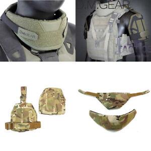 Hunting Universal Protection Neck / Shoulder Guard for FCSK AVS Tactical Vest