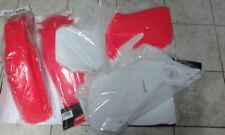KIT PLASTICHE HONDA CR 250 1997 1998 1999 97 98 99 KIT 5 PZ COLORE FOTO