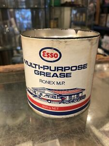 Esso NOS 500g Composite Grease Can