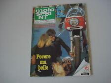 MOTOSPRINT 47/1977 PROVA TEST MOTO HARLEY DAVIDSON ELECTRA GLIDE FLH 1200