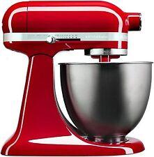 KitchenAid KSM3311 250W Stand Mixer - Empire Red