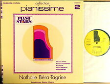 DISQUES CANTABILE Nathalie BERA-TAGRINE Piano RAVEL Chabrier SATIE MAG-2002