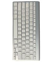Apple A1314 Wireless Keyboard - Silver (MC184LL/B)