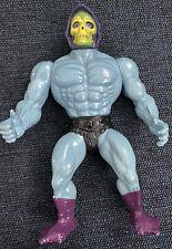 1981 Loose Vintage Skeletor Figure Mattel MOTU Masters Universe He-Man