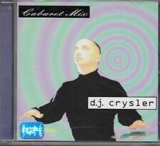 D.J. Crysler - Cabaret Mix - CD - 1997 - Mexican Import - UK FREEPOST
