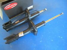 2 Shock Absorbers Front Gas Delphi For: Seat: Ibiza, Malaga