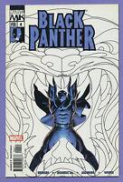 Black Panther #4 2005 Reginald Hudlin John Romita Jr Cassaday Marvel Knights Hp