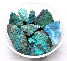 Lot Rare genuine healing crystal Rough eilat stone Specimens King Solomon mine