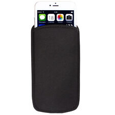 Neoprene Shock Resistant iPhone Mobile Phone Case Cover Pouch Protecte