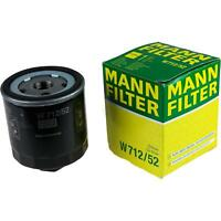 Original MANN-FILTER Ölfilter Oelfilter W 712/52 Oil Filter