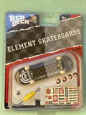"Tech Deck ELEMENT RARE "" Vintage fingerboard 96 mm NEW"" Black/gray"