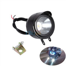 12V Universal Motorcycle Auto Car Off Road Bike 3W LED Spot Light Headlight