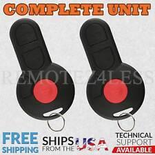 2 For 1995 1996 1997 1998 1999 2000 2001 2002 VW Jetta M3G Keyless Entry Remote
