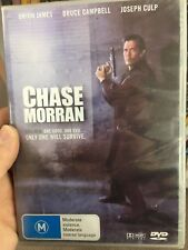 Chase Morran NEW/sealed region 4 DVD (1996 Bruce Campbell sci-fi movie) rare