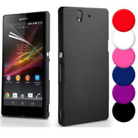 Hard Case For Sony Xperia Z3 Z5 Mini Cover Sony XA1 Ultra for SONY E5 L1 2 3 M5